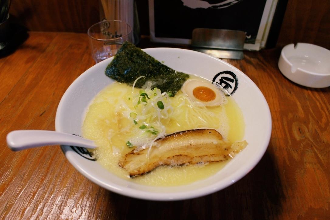 ラーメンログ(6):前橋市・まる兵らーめん