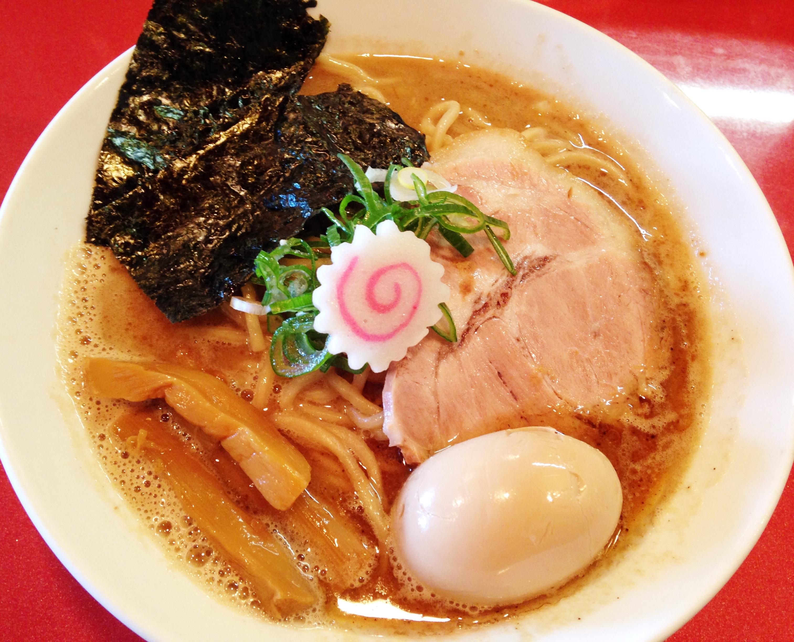ラーメンログ(4):前橋市・麺屋しのはら 三日月食堂
