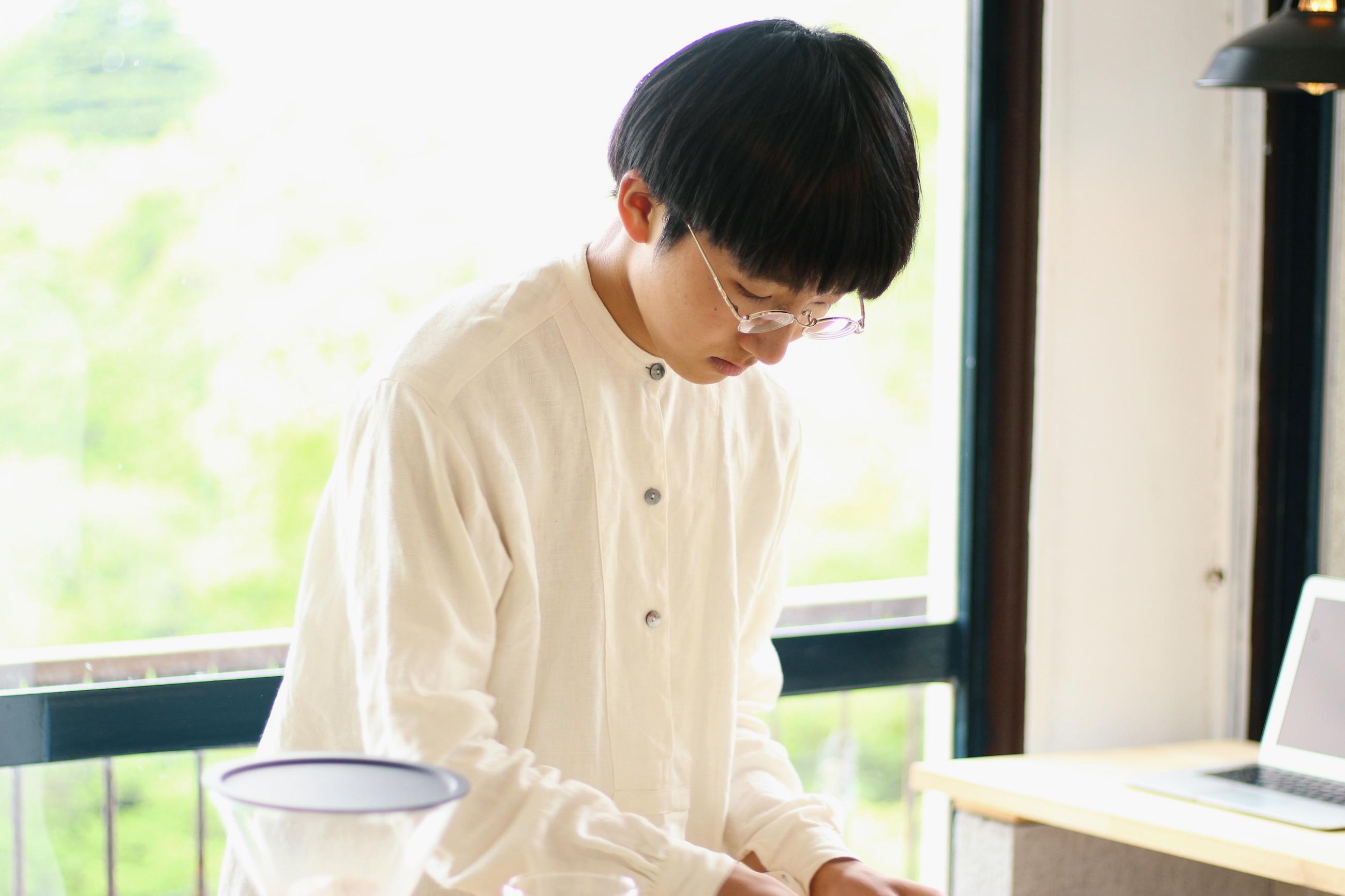 桐生のコーヒー研究家(15歳)から学ぶ、人生の目的