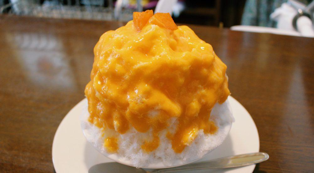 太田市の「つばめ氷菓店」のかき氷があるので、今年の夏は大丈夫そうです