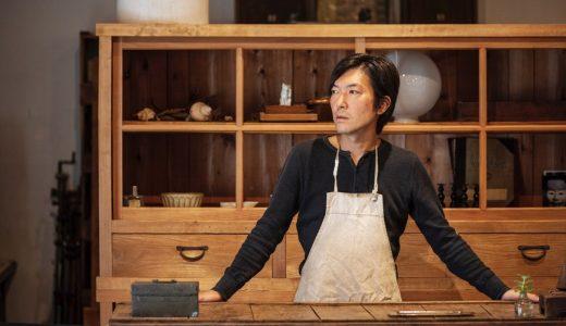 レンガ倉庫と運命的に出会い移住。「古道具・熊川」店主が下仁田に見た大きな可能性。【つぐひ】