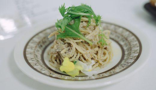 「一番うまいコオロギ料理」はペペロンチーノだそうです